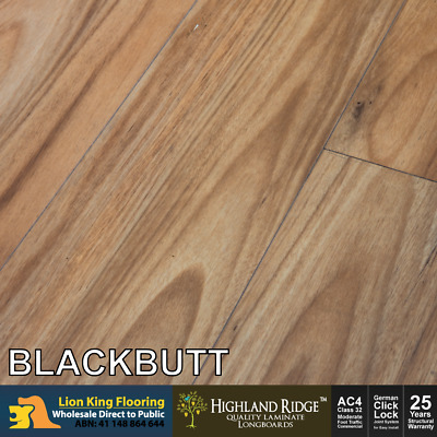 12mm Laminate Flooring Dove Embossing Matches the Floating Floors  - 10cm Sample