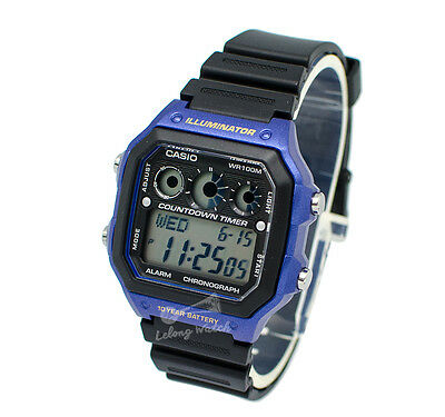 -Casio AE1300WH-2A Digital Watch Brand New & 100% Authentic