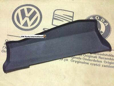 VW Golf MK4 GTI Anniversary R32 Black Glovebox Insert Rubber Genuine Used OEM...