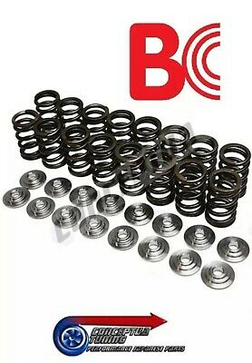 Brian Crower Valve Springs & Titanium Retainers BC0200 - For PS13 SR20DET Redtop