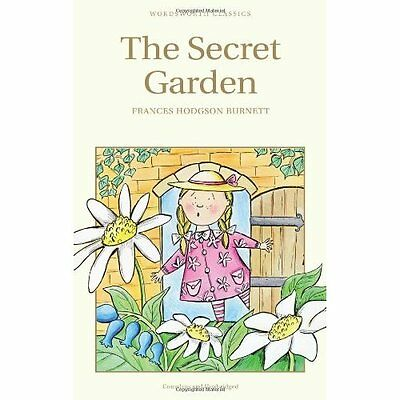 The Secret Garden Burnett Wordsworth Editions Ltd PB / 9781853261046