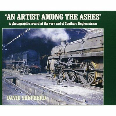 An Artist Among the Ashes David Shepherd Noodle Books HB 9781906419677