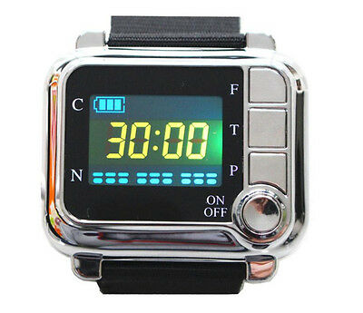 CE Wrist Diode Low level Laser light Therapy 650nm LLLT for high blood pressure.