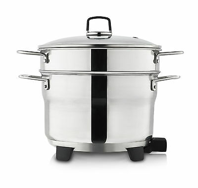 Sunbeam SP6000 Ellise® Stainless Steel Pot & Steamer