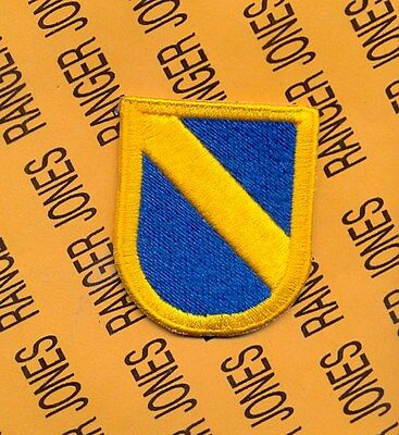 US Army 445th Special Forces Airborne Chemical Det. Recon beret flash patch