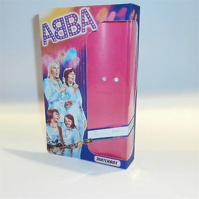Matchbox Abba Doll Benny Reproduction Box