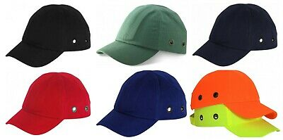 B-Brand Safety Bump Baseball Cap - Head Protection