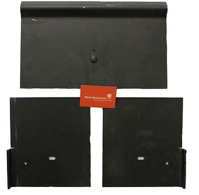 Charnwood Country 4 Fire Plate Set Inc Gaskets - 008/EY29