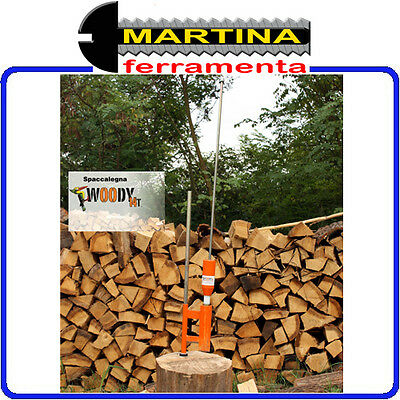 Spaccalegna Manuale Woody 14 T