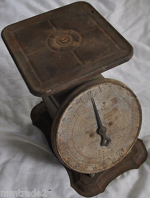 ANTIQUE Landers Frary Clark 24 Pound Household SCALE