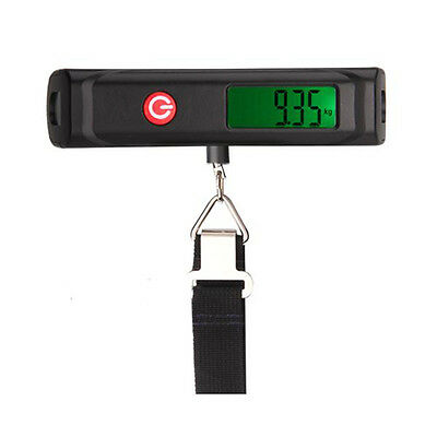 New 50kg/10g LCD Display Digital Mini Luggage Electronic Weight Balance Scales