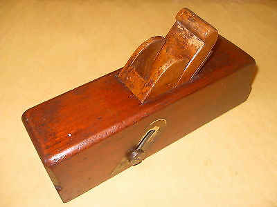 Vintage Chamfer Plane - As Photo's.