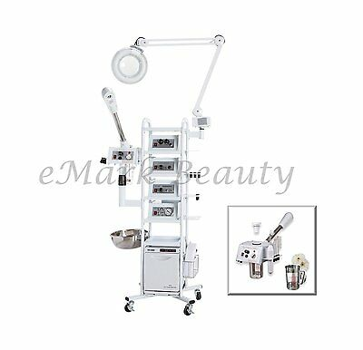 Multifunction Facial Machine 14 In 1 T5  Microdermabrasion Skin Care Equipment