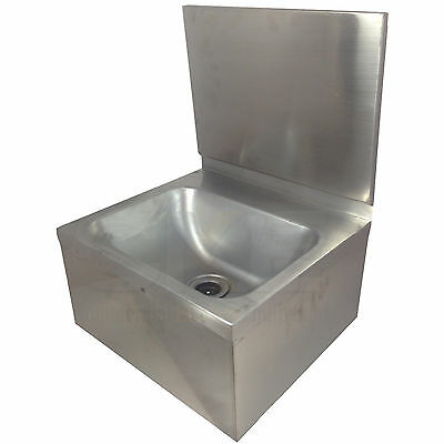New Commercial Kitchen Cafe Restaurant Hand Wash Basin Stainless Steel Shy-05