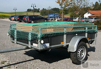 11.5 ft x 26.2 ft, Mesh 45 x 0.1 in, Cargo network SAFENET supporters network