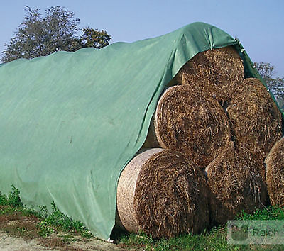 PolyTex Stroh- & Hay bale protection hay bale Straw bale 9,8 x 12,5 m