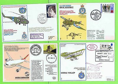 Collection of twelve Flight Covers inc Army Air Day
