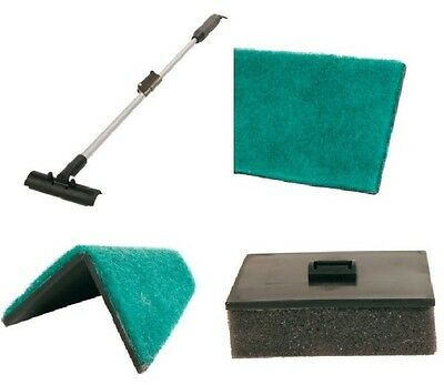 Fish Tank Extendable Multi Cleaning Kit