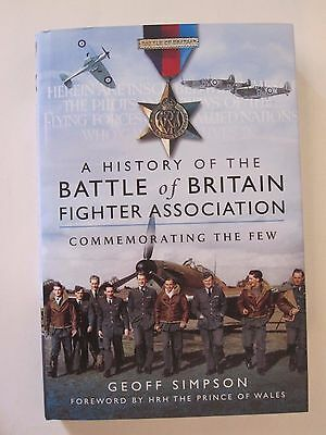 The History of the Battle of Britain Fighter Association  Commemorating the Few