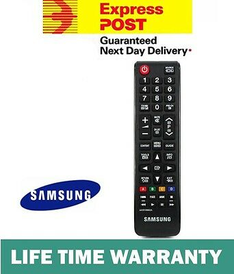 SAMSUNG TV Remote Control AA59-00602A / AA5900602A Genuine Brand New