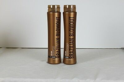 Brazilian Blowout Volume DUO Shampoo and Condtioner FREE SHIPPING