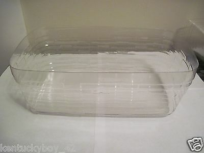 Plastic PROTECTOR for Longaberger Small Market Basket  NEW