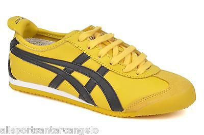 Asics Onitsuka Tiger Mexico 66 Unisex colore Yellow/Black
