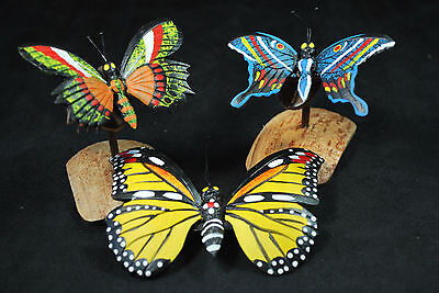 Dominican Republic Souvenirs Butterflies Wall Decor