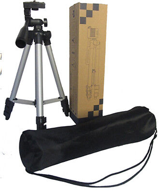 """40"""" Light weight Aluminum Tripod Stand / Mount for CAMERA and CAMCORDER - ²HIAUQ"""