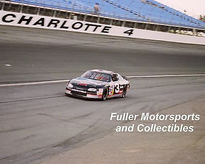 DALE EARNHARDT SR CHARLOTTE #3 GM GOODWRENCH 1997 NASCAR WINSTON CUP 8X10 PHOTO