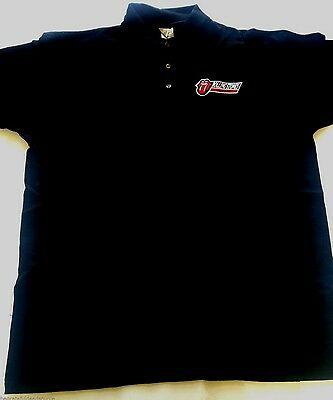 Rolling Stones On Stage Polo Shirt from Bigger Bang Tour 2005 XL Unworn Original