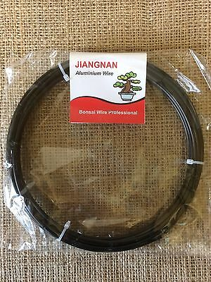Aluminium Bonsai Wire 100g Mixed Sizes You Pick Size (ALL  SIZES AVAILABLE)