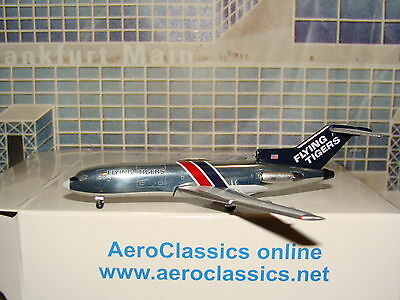 Aeroclassics Flying Tigers B727 -100F N935FT 1/400 **Free S&H**
