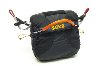 Neo - The Container, Large. For Reserve Parachute, Paragliding, Paramotoring