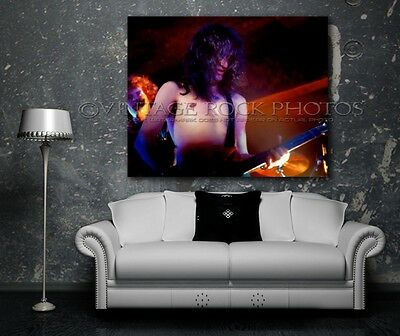 Joe Perry Project 30x40 in Canvas Print Fine Art Gallery Framed Gilcee Photo 9