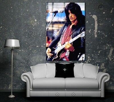 Joe Perry Project 24x36 in Canvas Print Fine Art Gallery Framed Gilcee Photo 11