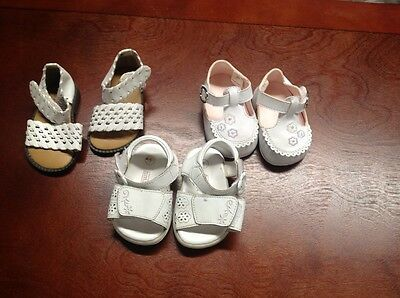 Baby girl size 1 shoes