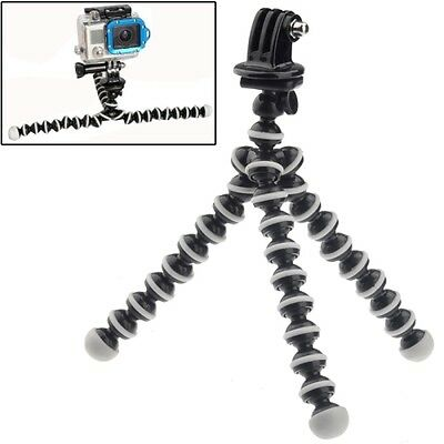 M-MO Mini Octopus Tripod  Holder Stand Mount for  GoPro Hero 4 3 2 1