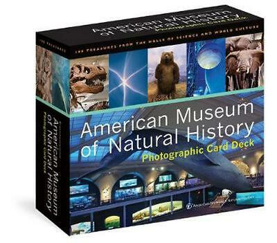 American Museum Of Natural History Card Deck: 100 Treasures from the Hall of Sci