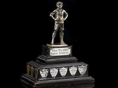 c1933 The Wilson Badge Silver Scouting Award Trophy