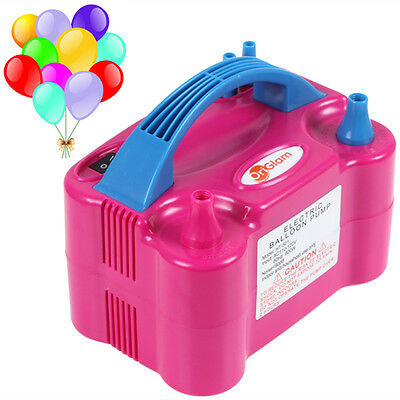 OriGlam Double Hole HT-501 High Voltage AC Electric Balloon Pump  Inflator