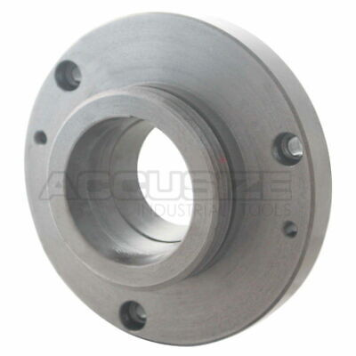 L-00 Type Adaptor for 3 Jaw Chuck Diameter=10'', Spindle Taper L-00, #2700-0502