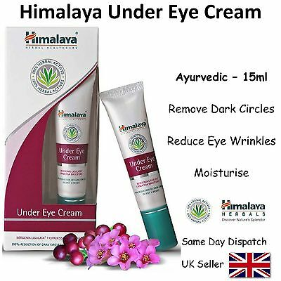 Himalaya Under Eye Cream - Herbals -15Ml - Remove Dark Circles Lines Moisturise