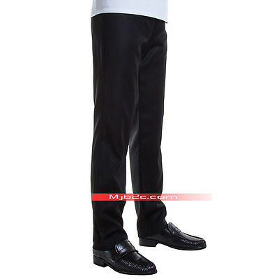 Michael Jackson Costume Dangerous Pants Trousers Black