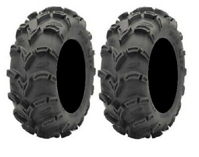 "2 25X8-12 XL  AMERICAN MADE ITP MUD LITE ATV TIRES NEW TWO DEEP 1.2/"" DEEP"