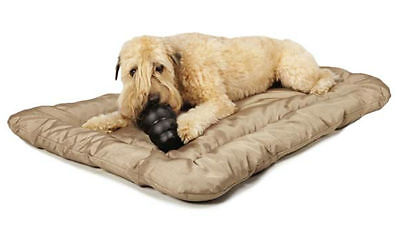 XL CHEW PROOF DOG BED TOUGH DOG MAT 48 X 30 INCH CRATE OR CAGE PET BED supplies
