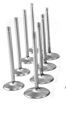 Ford 2300cc 140ci Pinto Mustang Stainless intake+exhaust valves (8) 1.59/1.89