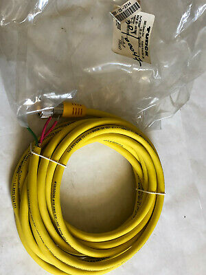 NEW OLD TURCK WKM 35-6M CABLE CN
