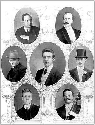 Photo: The RMS Titanic's Legendary Orchestra