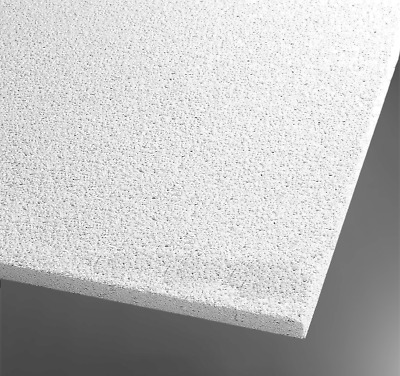 SANDTONE TEXTURE FLAT SUSPENDED CEILING TILES  600mm x 600mm Plain Square Edge